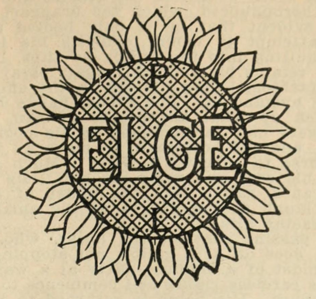 Be Natural Alice Guy Blache Logo ELGE ©riginal