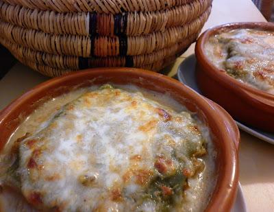 Cocina macrobi tica lasa a verde de seit n con setas for Cocina macrobiotica