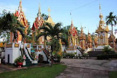 Wat Luang - Pakse - Laos