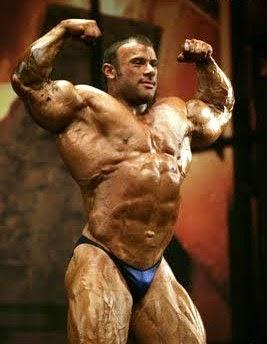 Daring French muscle Satan Jeremy Fontanet - World Wide