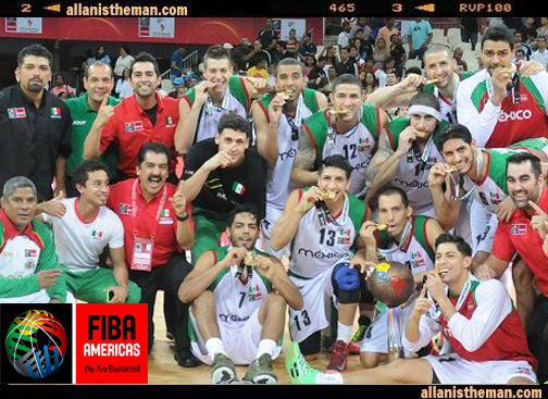 Mexico wins 2013 FIBA Americas title (Highlights VIDEO)