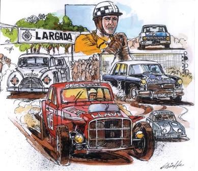 Este sábado se larga el Gran Premio Histórico