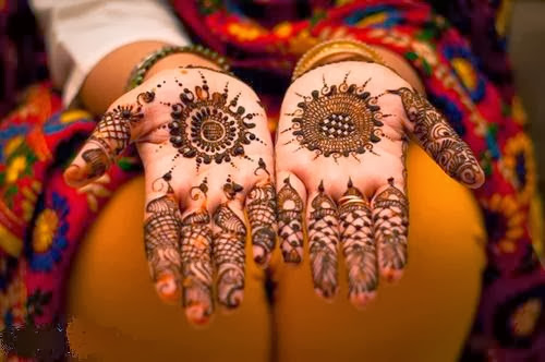 Latest Gol Tikka Mehndi Designs Pictures, New Gol Tikka Mehndi Designs 2013, Gol Tikka Mehndi Designs 2013 Photos