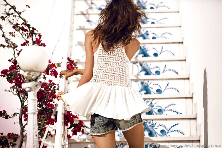 Koxis moda urbana primavera verano 2015. Looks 2015.