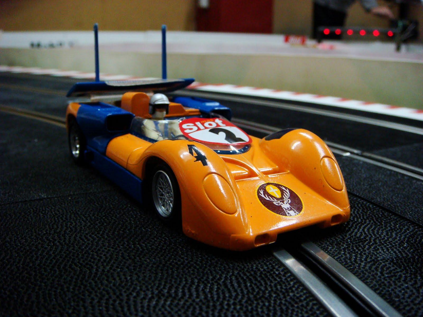 Slot tatilandia endurance series classic carrera del for Chaparral motors el paso tx