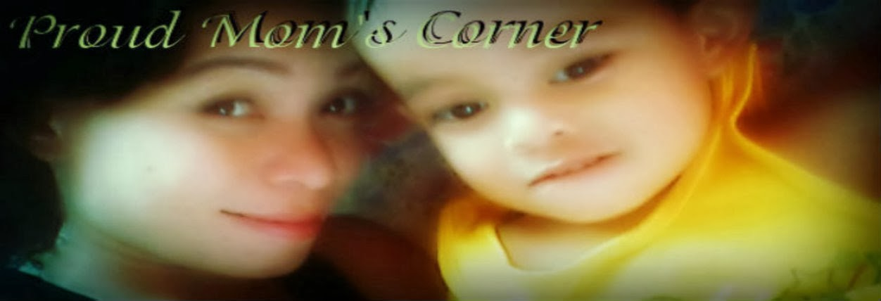 Proud Mom's Corner