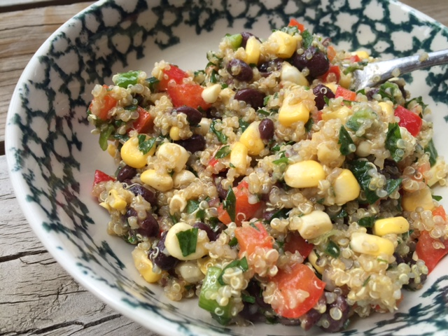 Rhonda's Creative Life: Eating For Your Future/Quinoa and ...