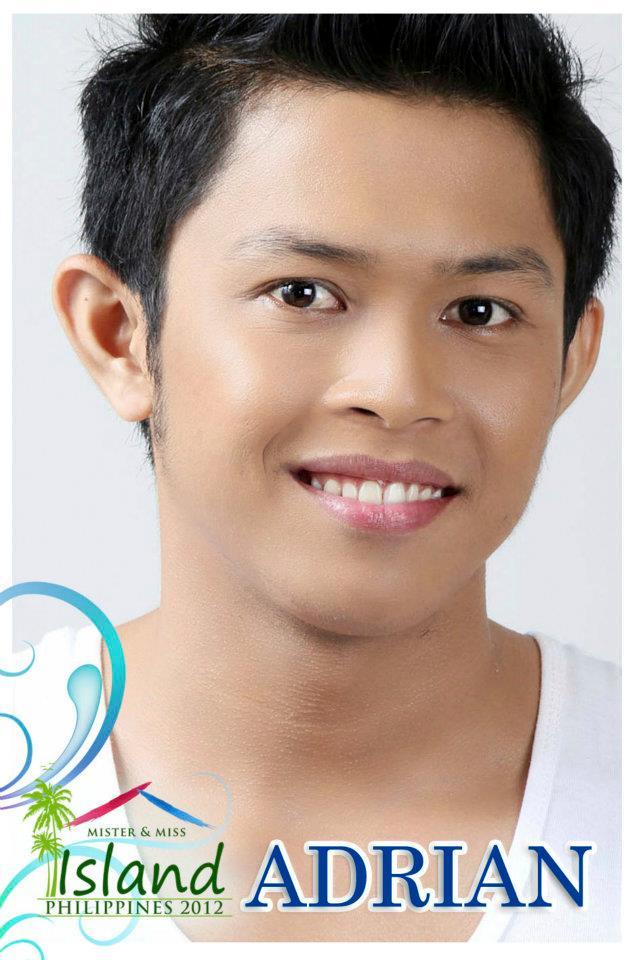 Mister Island Philippines 2012 Adrian Pabalan