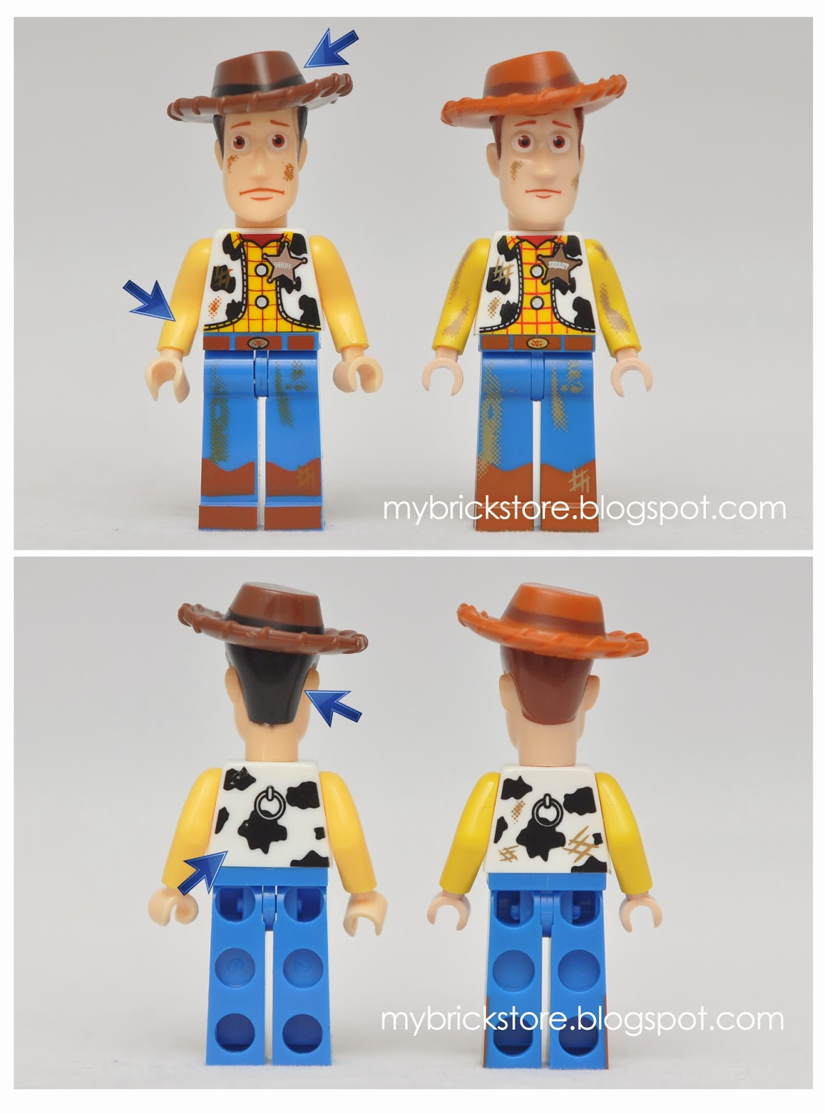 Lego Toy Story : My brick store lego toy story by sheng yuan sy
