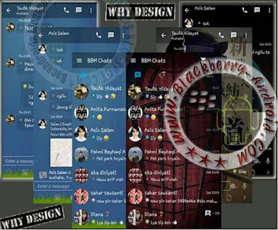 BBM MOD GRPT Transparent Clone And Not Clone V2.9.0.45 Apk