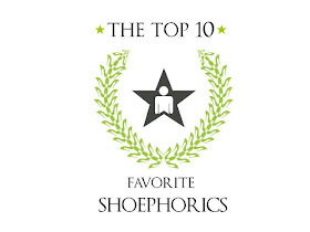 Top 10 Favorite Shoephorics