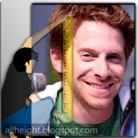 Seth Green Height - How Tall