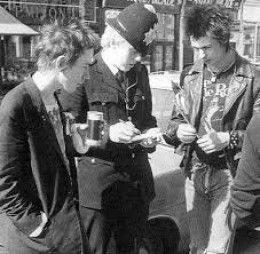 British Punk Rock, Johnny Rotten, Sid Vicious, Sex Pistols