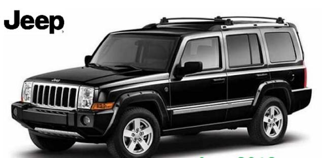 2017 Jeep Commander