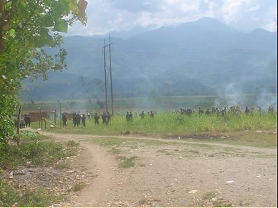 Represión en Panzós
