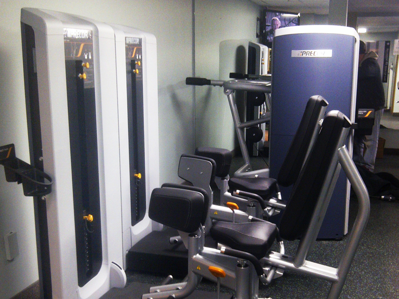 PRECOR - Fitness Services!