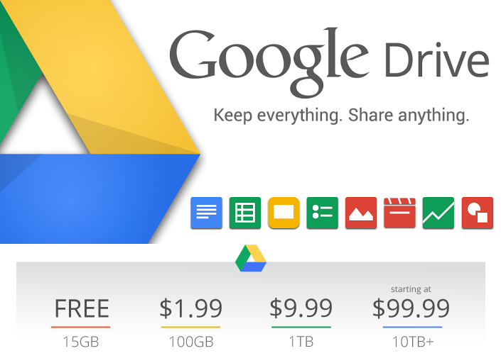 Google Slashed Cloud Storage Prices