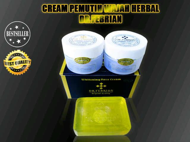 Jual Cream Pemutih Wajah Dr.Febrian