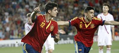 Spain U-21 Euro