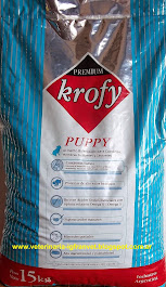 Alimento Premium para cachorros y hembras gestantes y en lactancia KROFY PUPPY
