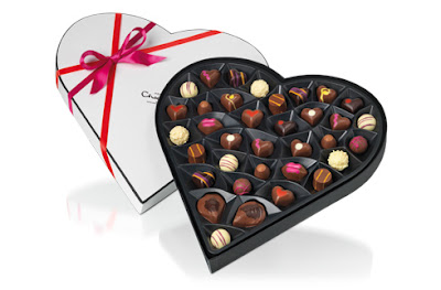 Sealed with a Kiss from Hotel Chocolat