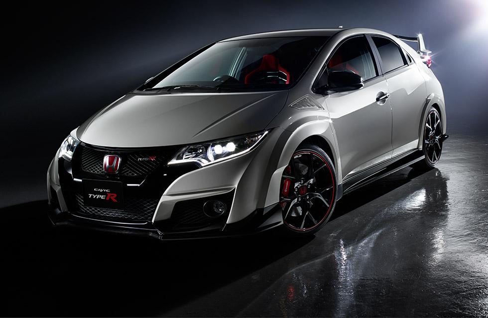 Leopaul's blog: Honda Civic Type R FK2