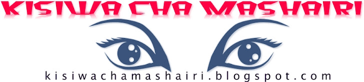 KISIWA CHA MASHAIRI