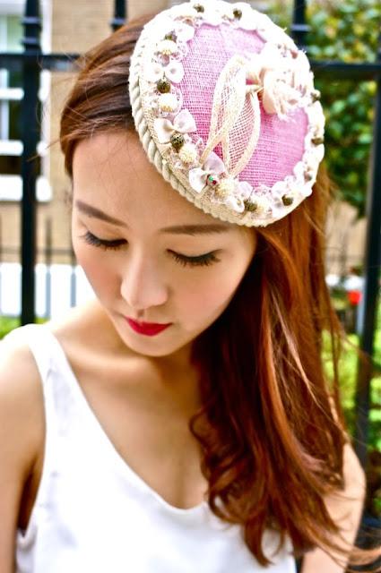 Ariel Wang Maria EF Milliner blog Mi Boda Gratis