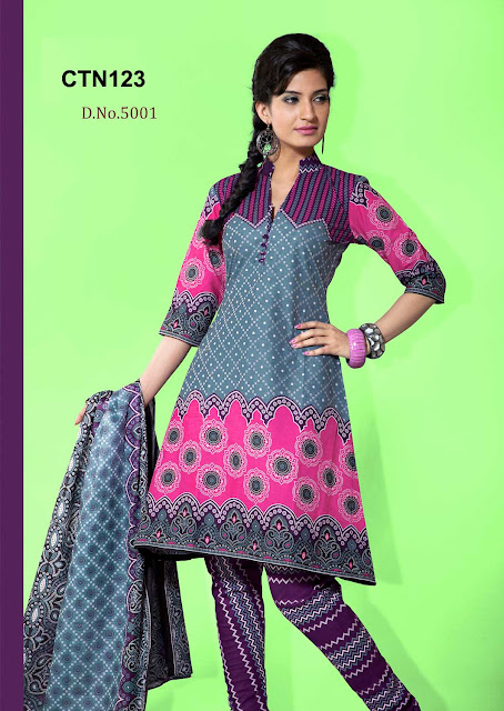 Latest Bandhani Collection Of Dress Material