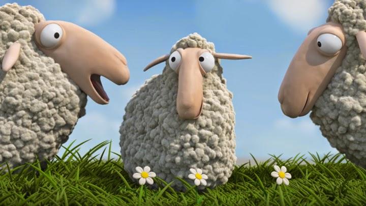 Lambs by Gottfried Mentor