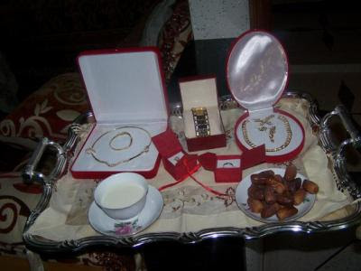 The moroccan wedding for Decoration khotba