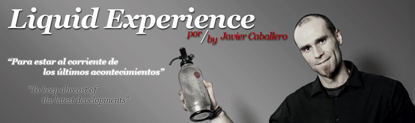 Liquid Experience por Javier Caballero