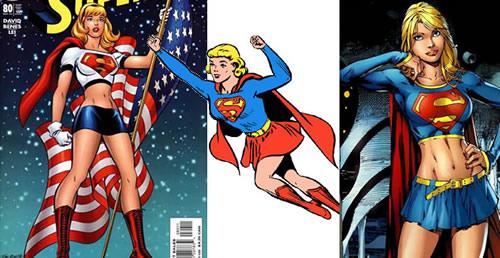 Trajes das super hero nas - Comment dessiner un super heros fille ...