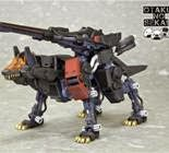 HMM ZOIDS Command Wolf Irvine Style Repackage Edition 1/72 LIMIT