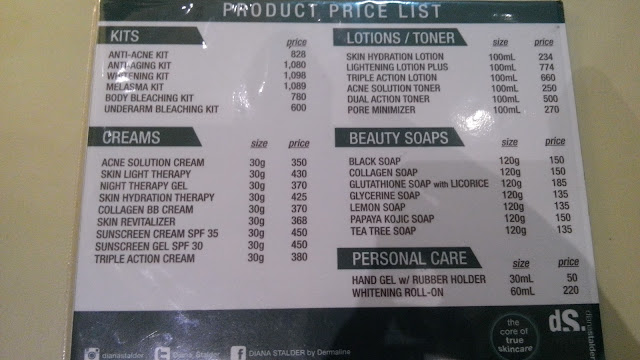 diana stalder menu, products, services,