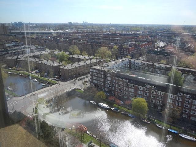 Okura Hotel Amsterdam views