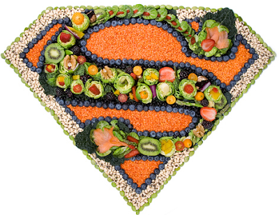 Superfood, alimenti di origine naturale con attività curativa