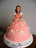 Resep Dan Cara Membuat Kue Ulang Tahun Cake Barbie