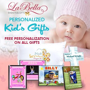 Shop Personlized Kid's & Baby Gifts