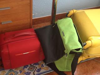 maleta, vacaciones, neceser, amigos,niños,hijos