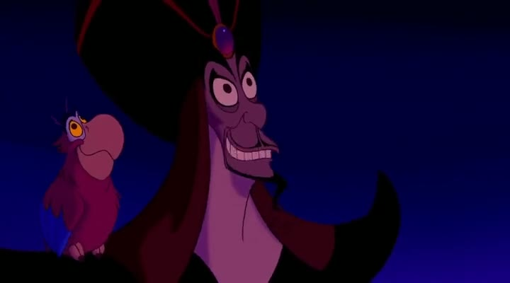 Aladdin the movie part 1