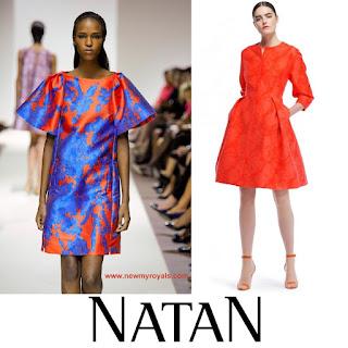 Quuen Maxima Style - Queen Mathilde Style - NATAN Dresses