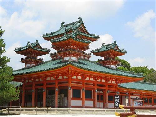 京都市左京区|平安神宮 観桜茶会