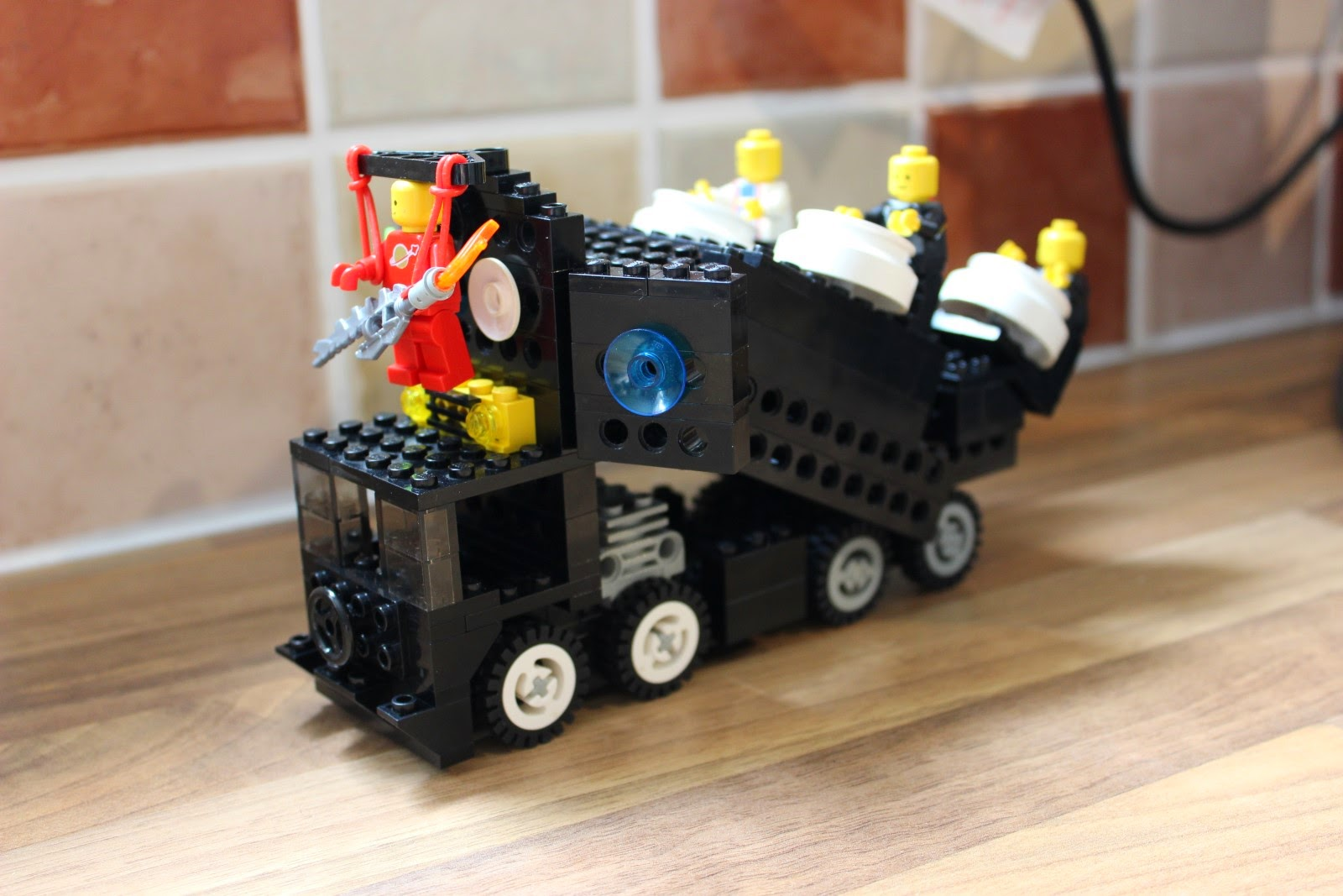 Lego Mad Max - Fury Road
