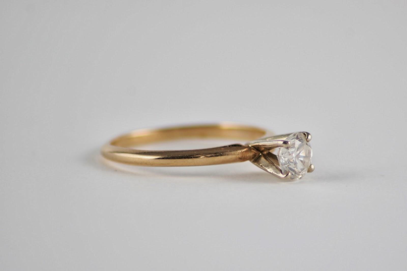 split shank halo engagement rings