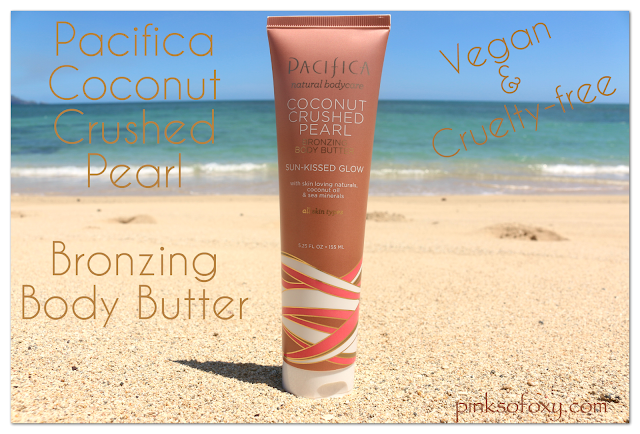 Pacifica Bronzing Body Butter Review