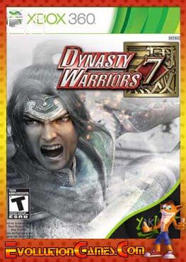 Download-Dynasty Warriors 7 -XBox 360