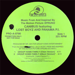 Canibus – Group Home Family (VLS) (1997) (192 kbps)