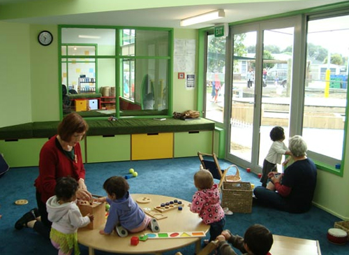 Vibrant kindergarten in levin nz that is recognised as the