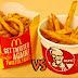 Beza Kentang McD dan KFC Apabila Disimpan Selama 3 Tahun